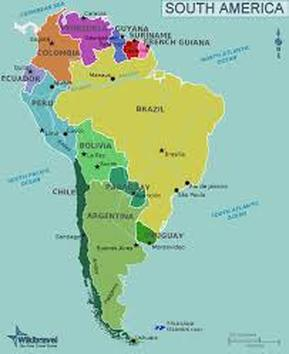 April Th Peru And Map Quiz Mrs Allens Social Studies Class - South america map physical